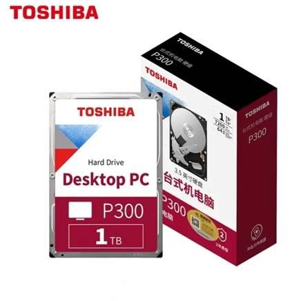 亲子会员专享:TOSHIBA 东芝 1TB 台式机机械硬盘 64MB 7200RPM SATA接口 P300系列(HDWD110) 255元包邮(需用券)
