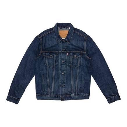 双11预售、限尺码:Levi's 李维斯 男士 牛仔夹克 72334-0352 低至267元包邮(需预定)