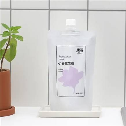 京东极速版:惠寻 小苍兰发膜 300ml 1.9元包邮(需用券)