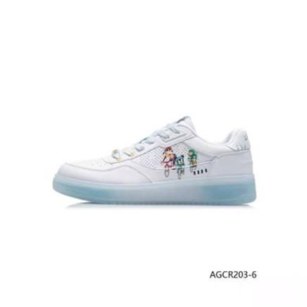 LI-NING 李宁 AGCR203-5 男女款迪士尼联名款休闲鞋    226.5元包邮(需40定金,需凑单,1日付尾款)
