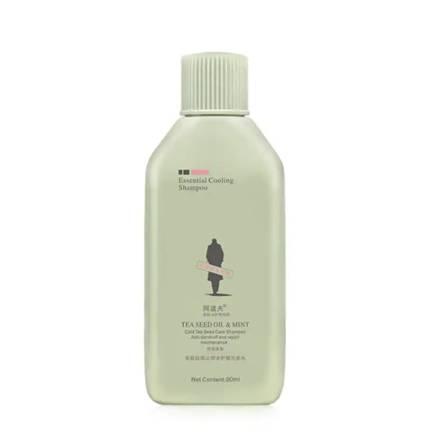 ADOLPH 阿道夫 茶麸冰护理洗发水 80ml 1元+运费(需加入会员)