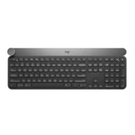 logitech 罗技 Craft 智能无线蓝牙键盘 574元包邮(需用券)