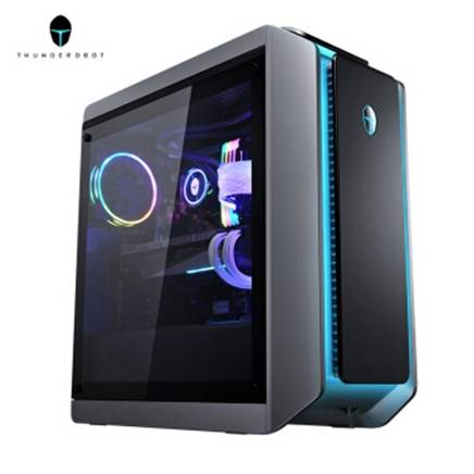双11预售:ThundeRobot 雷神 911黑武士Ⅳ 台式电脑主机(i7-11700 16G RTX3060 512GSSD) 8899元包邮(需付100元定金)