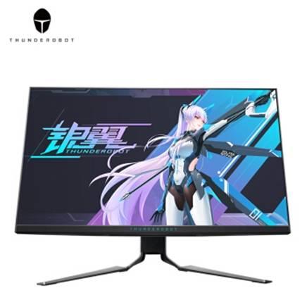 双11预售:ThundeRobot 雷神 LQ27F165L 银翼 27英寸显示器(2560x1440、165Hz、1ms、HDR400) 1999元包邮(需付10元定金)