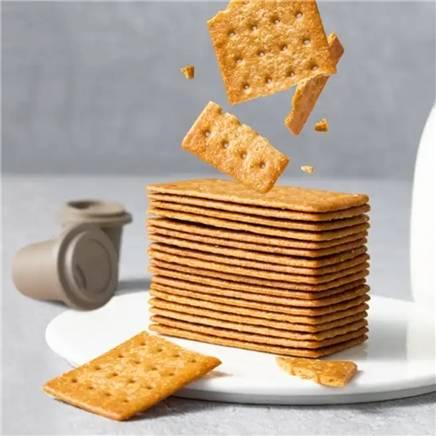 网易严选 咖啡饼干 美式清咖味 340克*2 30元包邮(补贴后27.29元)