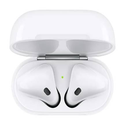 拼多多百亿补贴:Apple 苹果 AirPods(二代)真无线蓝牙耳机 有线充电盒版 759元 包邮