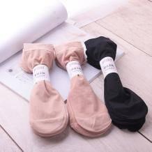伊尔 女士短丝袜*9双 4色可选