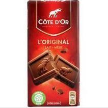 COTE D'OR 克特多金象 牛奶巧克力 100g  9.9元(99选10件)