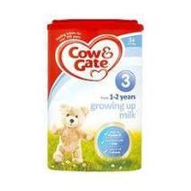 0点:Cow&Gate 牛栏 婴幼儿配方奶粉 3段 900g 79元(限前2小时)