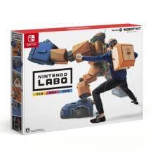 新品发售:Switch Nintendo Labo ROBOT KIT 机器人套件