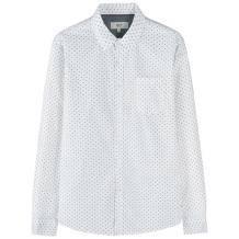 森马 男士 长袖衬衫 10-415051502