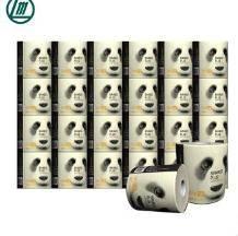 好价:理文 竹加系列 本色卷纸 卫生纸 4层140g*27卷