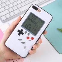 爱国者 游戏机手机壳 内置26款童年经典游戏