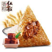 红船 鲜肉粽子 3只装 480g