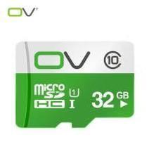 OV 高速存储TF卡 C10标准 32GB 22.9元包邮(券后)