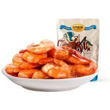 三只松鼠 香辣味/烧烤味对对虾 袋装50g11.9元包邮(双重优惠)