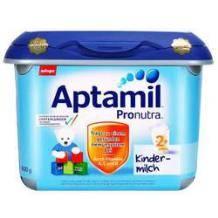 移动端:Aptamil 德国爱他美2+段 婴幼儿奶粉5段 800g84元,有税费
