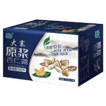 大寨(DAZHAI)原浆杏仁露 植物蛋白饮料 240ml*20罐29.9元