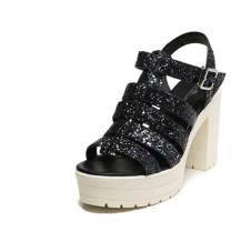 清仓:达芙妮 + 鞋柜  多款式女子高跟鞋 统一白菜价特卖单双全部9.9元
