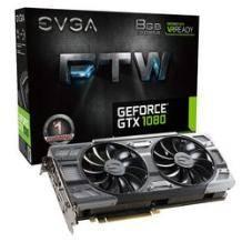 EVGA GTX1080 8G FTW ACX 3.0 RGB LED 显卡 8GB