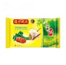 湾仔码头 芹菜猪肉水饺 720g