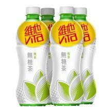 限地区:维他奶 维他无糖绿茶 500ml*4瓶