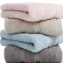 SANLI 三利 纯棉素色缎档毛巾4条装 33×74cm19.9元(需用券)