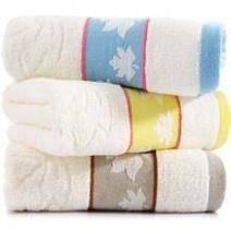 PLUS会员:三利 毛巾家纺 纯棉枫叶毛巾3条装 34x76cm 100g/条15元(35,满29-20)