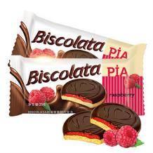 临期品:solen biscolata 蛋糕巧克力 25g*10袋
