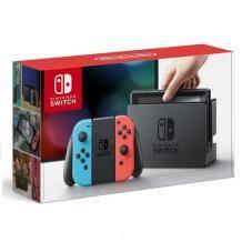 15日10点、手慢无: Nintendo 任天堂 Switch NS游戏机 欧版1499元包税包邮(定金100元)