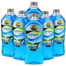 手慢无:普速 汽车玻璃水  1.8L*6瓶装1元(49-48)