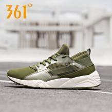 361° 男士轻便慢跑鞋119元包邮(需用券)