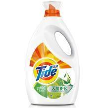 移动端:汰渍 天然护衣洗衣液 2.85千克9.97元(拼团价)