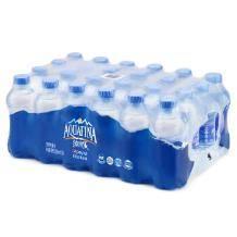 限地区:纯水乐 AQUAFINA 饮用天然水饮用水 350ml*24瓶10元