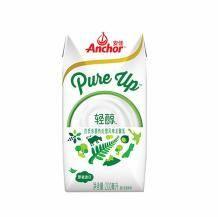 安佳 轻醇巴氏杀菌热处理风味发酵乳(德国进口)200ml*12*2件98.99元(折合49.5元/件)