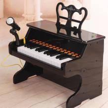 宝丽 儿童带麦克风电子琴