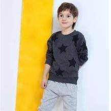 移动专享: I.K 印象童年 WY26001 儿童新款卫衣长袖衫29元包邮(需拼团)