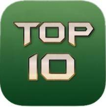 慢慢买积分荣誉榜TOP10    等着等着,双十一终于临近了