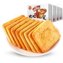 粮悦 大吃兄烤馍馒头片 12包    9.9元包邮(券后)