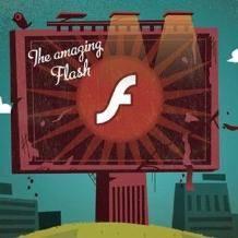 曾经无所不能的Flash,马上就要凉了。。    小时候 Flash 游戏能玩一天。。