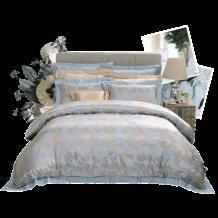 双11预售: FUANNA 富安娜 全棉床单四件套 欧美风1.8m 549元包邮(需50元定金)