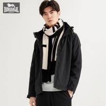 神价格:龙狮戴尔 情侣款三合一 加厚冲锋衣两件套(可拆卸羽绒内胆) 蓬松度600+135元包邮(需用券)