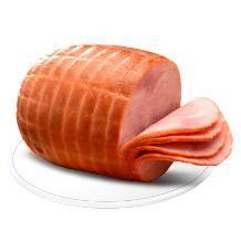 波尼亚 德国黑森林 纯肉火腿 600g*2个 68元包邮(需用券)