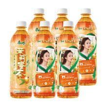 限西北:康师傅 茉莉蜜茶 茶饮料 500ml*6瓶9.9元
