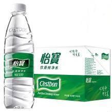 怡宝 饮用纯净水 555ml*24瓶    16元