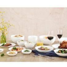 双11预售:Luminarc 乐美雅 N5458 钢化玻璃餐具套装 20件套79元包邮(需用券,定金20元)