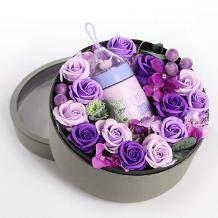 手慢无: 阿波罗之梦 AD156 玫瑰花保温杯礼盒+凑单品13.9元