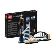 LEGO 乐高 建筑系列 Sydney 澳大利亚悉尼  21032194元包邮(需用券)