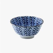 移动端 : 苏宁极物 美浓烧陶瓷碗 碧柳丝绦19.9元包邮(拼团价)