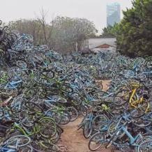 """共享单车大败局,中国创业史上最疯狂试错    共享单车遭遇""""寒冬""""?以后还能骑吗?"""